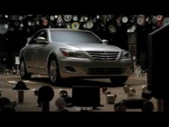 Hyundai Film Ad -  Clocks