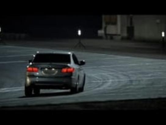 Hyundai Film Ad -  Camera Tumble