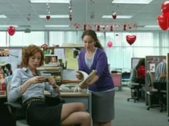 Teleflora Film Ad -  Teleflora's Talking Flowers - Mr. Warmth