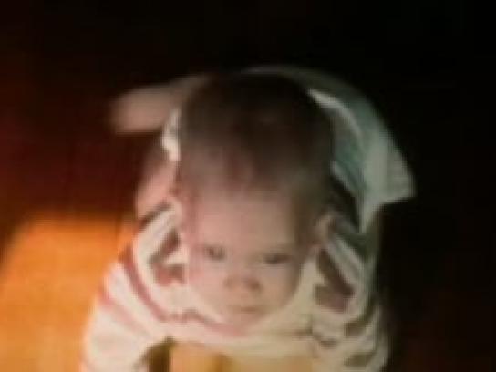 Wrangler Film Ad -  Baby
