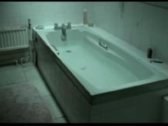 Sci Fi Channel Film Ad -  Bath
