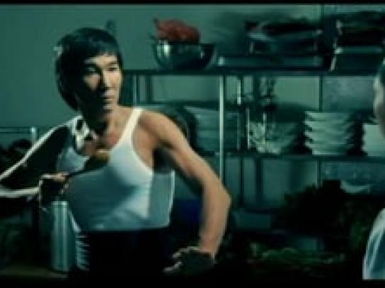 Old Hong Kong Tea House Film Ad -  Taste Hong Kong - Bruce Lee
