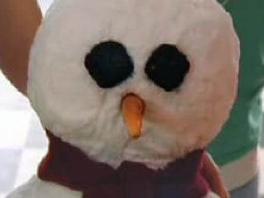 Chicken Licken Film Ad -  Snowman
