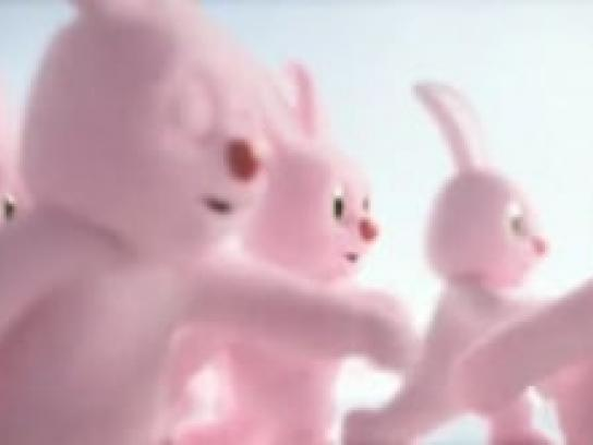 Duracell Film Ad -  Bunny Fusion
