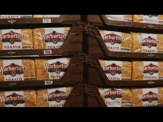 Warburtons Film Ad -  Brand campaign