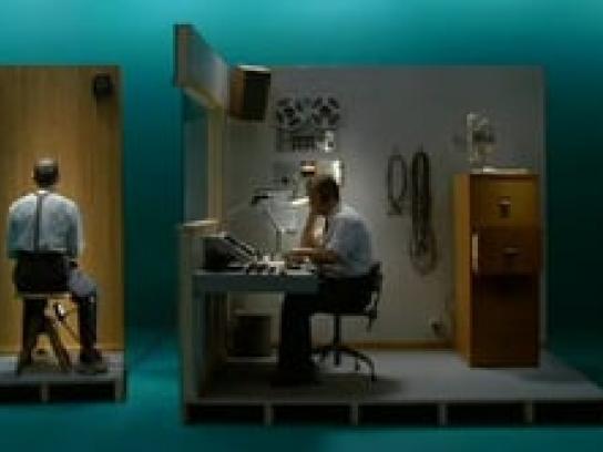 Sony Ericsson Film Ad -  Sinatra