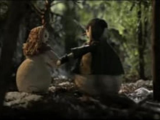 Magistral Film Ad -  Snowman