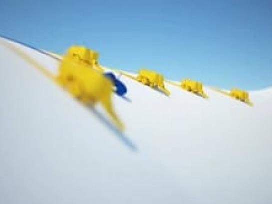 New Holland Film Ad -  New Holland Bees