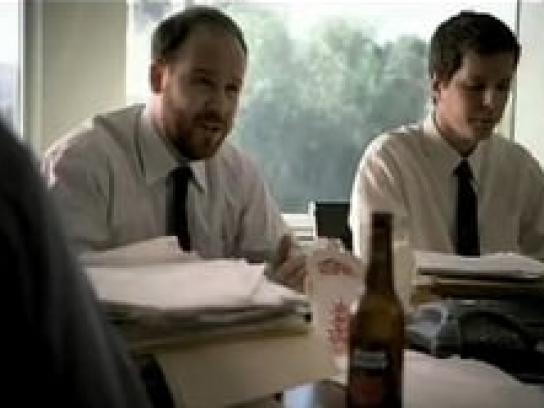 Bud Light Film Ad -  Meeting