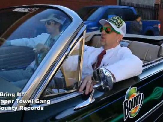 Bounty Film Ad -  Music Video