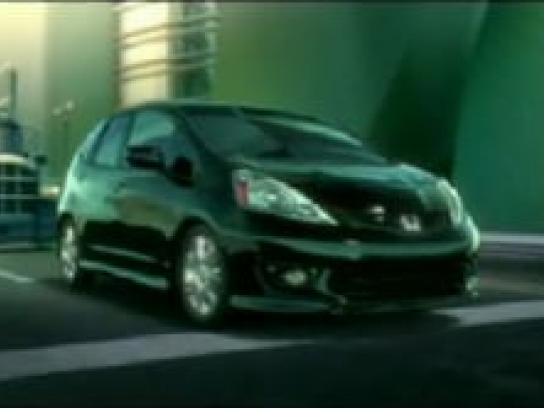 Honda Film Ad -  Fierce