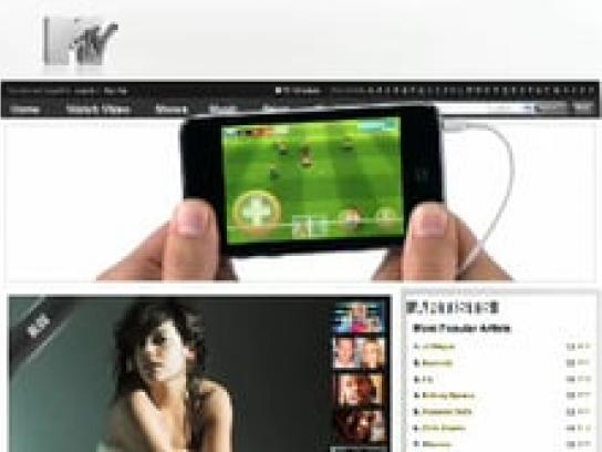 iPod Digital Ad -  More fun