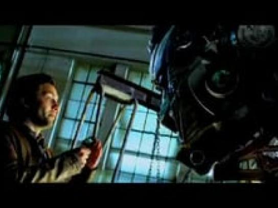LG Film Ad -  Transformers