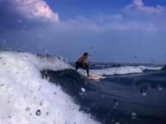 Canadian Tourism Commission Film Ad -  River surfers