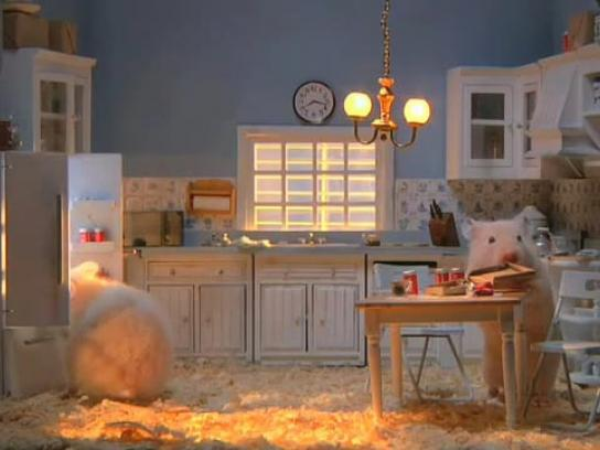 Minnesota State Lottery Film Ad -  Dibs