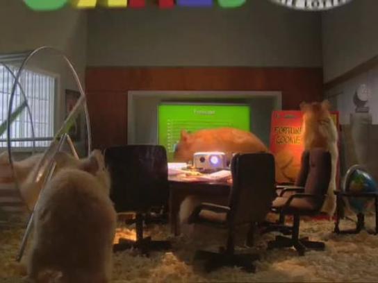 Minnesota State Lottery Film Ad -  Work Saturday