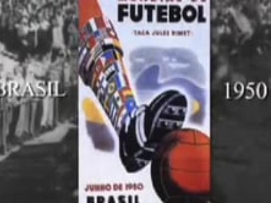 Nike Ambient Ad -  Brazilian Herores