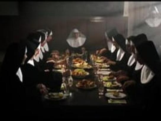 Cosmofon Film Ad -  Nuns