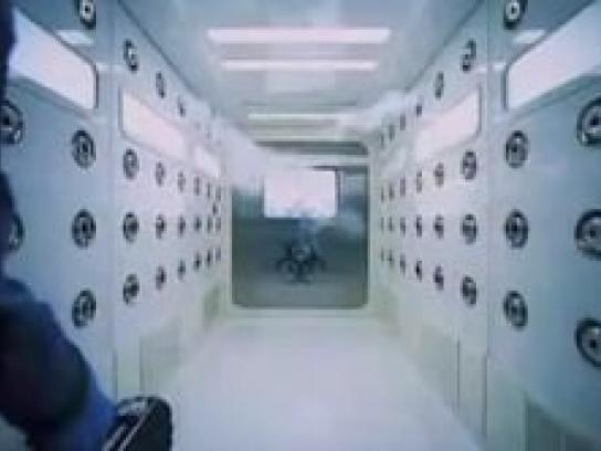 Qwest Film Ad -  Lab