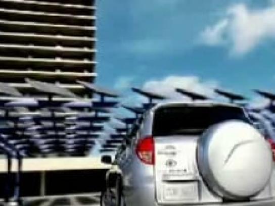 Toyota Film Ad -  Mountain