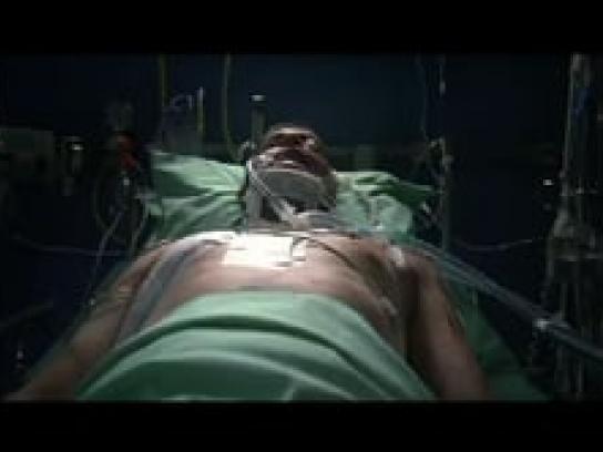 Securite Routiere Film Ad -  The survivor