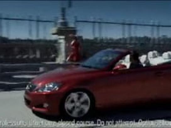 Lexus Film Ad -  Hop in