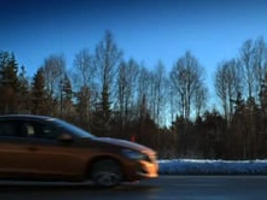 Volvo Film Ad -  Slalom Test Levels 1-3