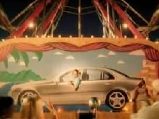 Mercedes Film Ad -  Summer of Love