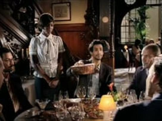 Jose Cuervo Film Ad -  Check Roulette