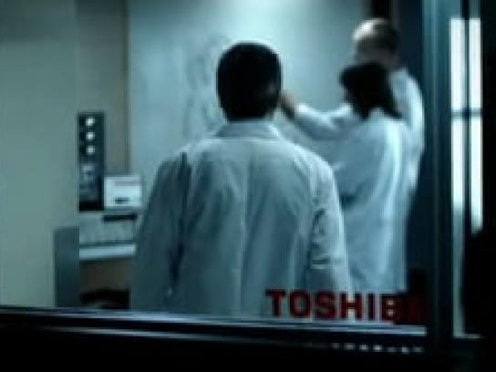 Toshiba Film Ad -  Bachelor Pictures