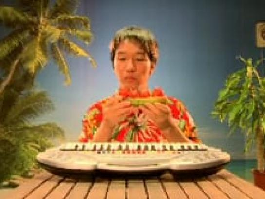 Tutti Frutti Film Ad -  Strawberry