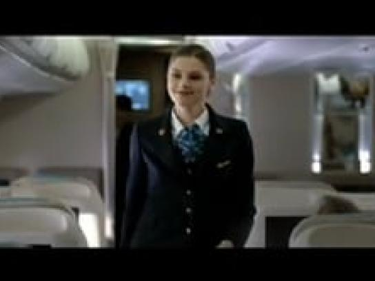 Turkish Airlines Film Ad -  Feel like a star