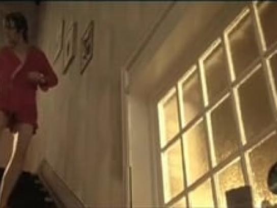 Belgacom TV Film Ad -  Who has taken my peignoir?
