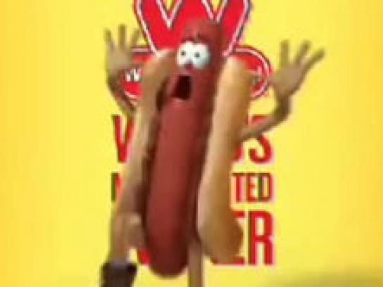 Wienerschnitzel Film Ad -  Gotcha