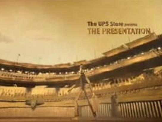 UPS Film Ad -  Gladiator