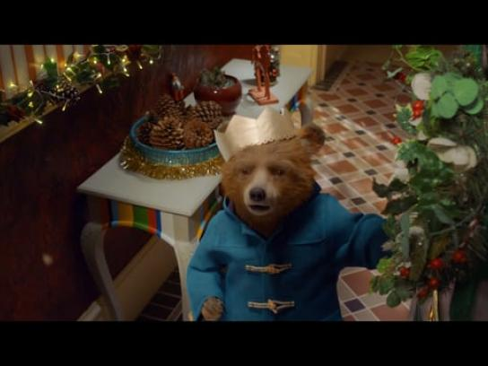 M&S Film Ad - Paddington and the Christmas Visitor