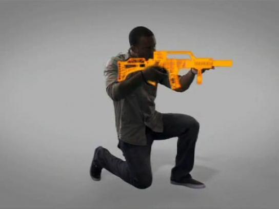 Sony Film Ad -  Move
