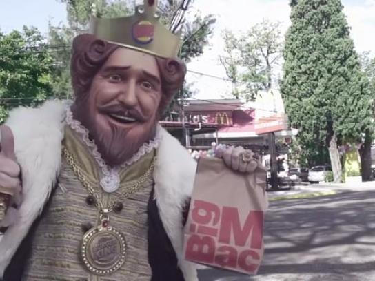 Burger King Film Ad - McHappy Day