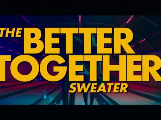 WE Fashion Film Ad - Better Together Sweater