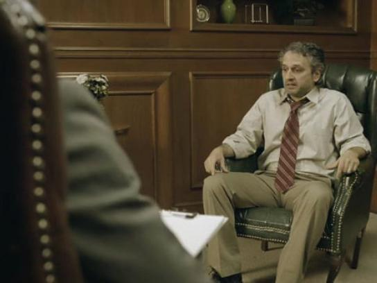 Canadian Film Centre Film Ad -  Worldwide Short Film Festival, Psychiatrist