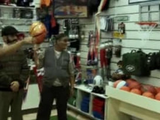 SportsNet Film Ad -  Hoop Promotion