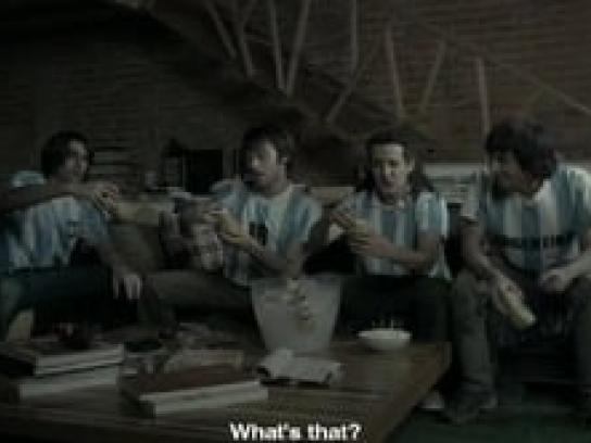 Skol Film Ad -  Brothers