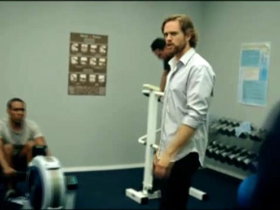 Moosehead Film Ad -  Gym