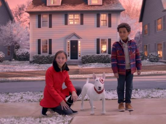 Target Film Ad - A Home For The Holidays