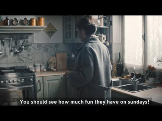 UBI Banca Content Ad - The Talking House