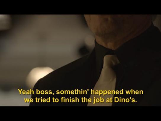 Berlitz Film Ad - Mafia