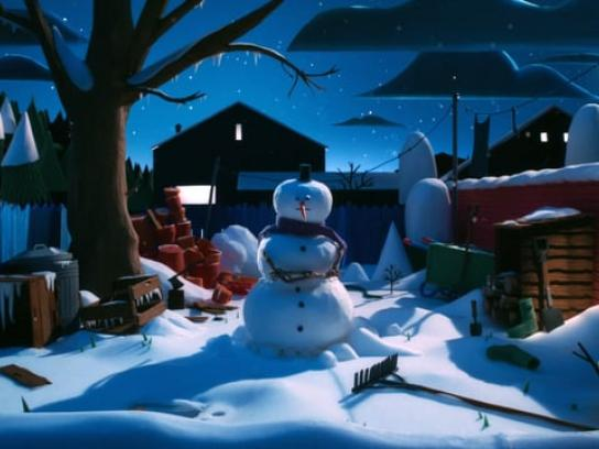 Belgian National Lottery Film Ad - Lucky Holidays