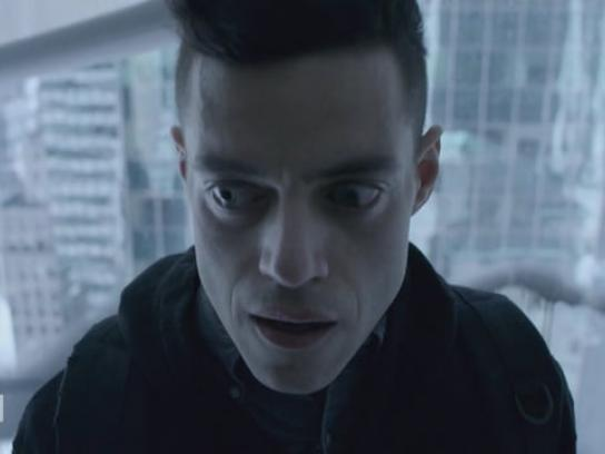 Mr. Robot Content Ad - Christian