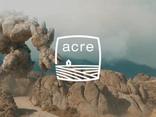 Acre Designs Film Ad - The Pioneer