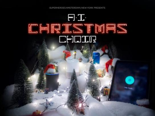 A.I. Christmas Choir
